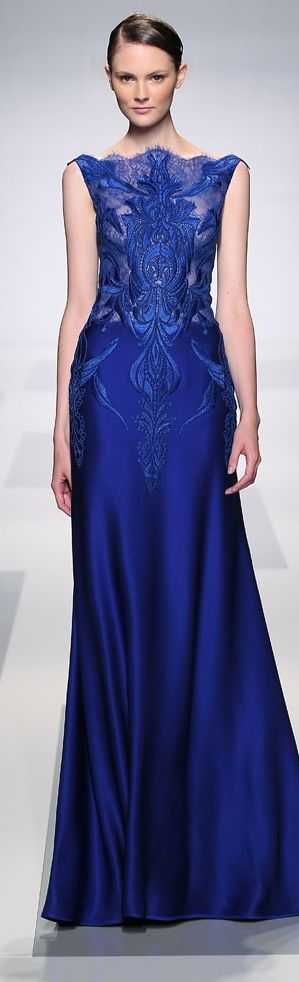 Tony Ward Haute Couture Fall/Winter 2013-2014