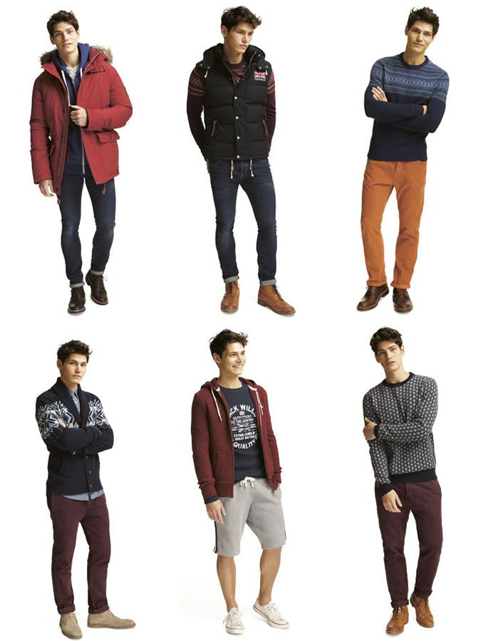 Jack Wills Clothing: AW12 Collection