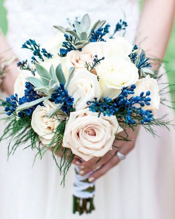 20 schattige bruidsboeketten voor lente en zomer 2019