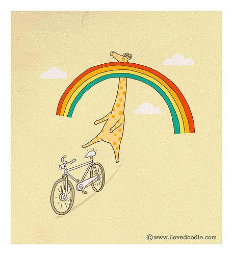 Damn  you rainbow! Damn you!