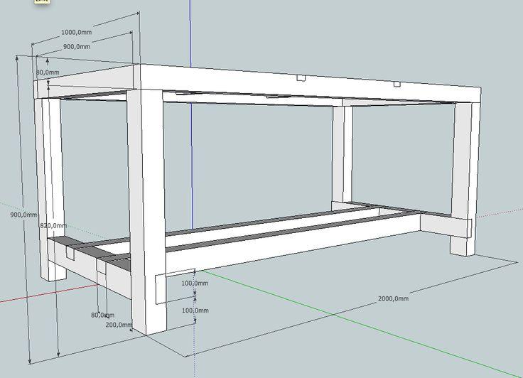 die besten 25 werkbank selber bauen ideen auf pinterest werkbank selber machen werkraum und. Black Bedroom Furniture Sets. Home Design Ideas