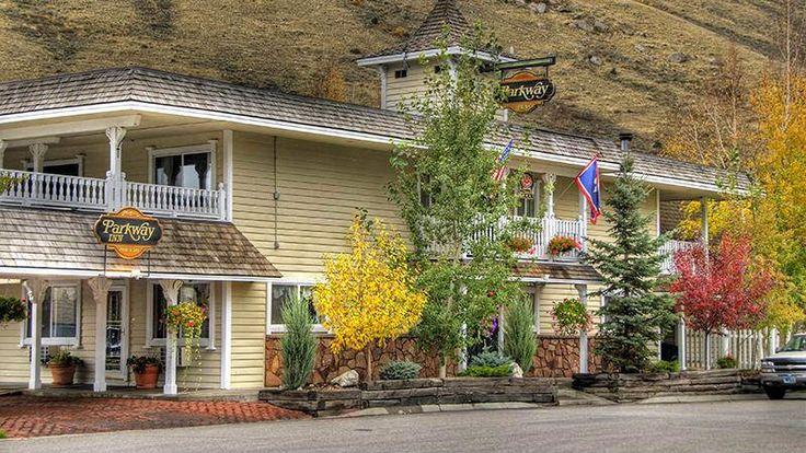 泊ってみたいホテル・HOTEL|アメリカ>ワイオミング州ジャクソンホール>ティトン国立公園まで車で15分で,ダウンタウンまで3ブロック>パークウェイ イン(Parkway Inn)