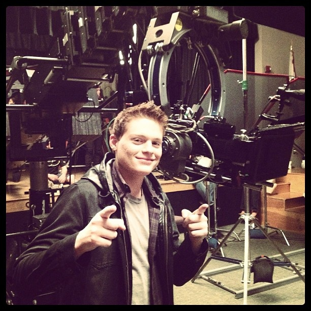 Sean Berdy switched at birth
