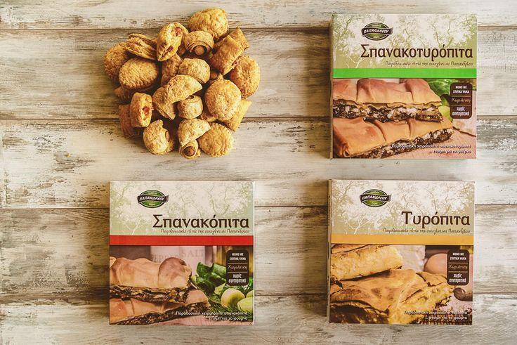 Package design - Pastry packaging