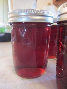 Homemade Gift Series #5: Wine Jelly By Simple Dollar. I've made this wine in the past and it was great! So easy!