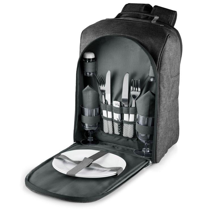 Picnic Time PT Colorado Picnic Backpack - Set of 2