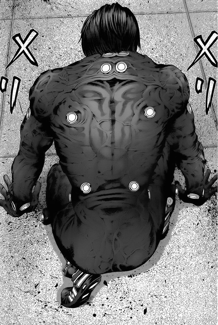 Gantz 382 - Read Gantz vol.37 ch.382 Online For Free - Stream 1 Edition 1 Page 20 - MangaPark
