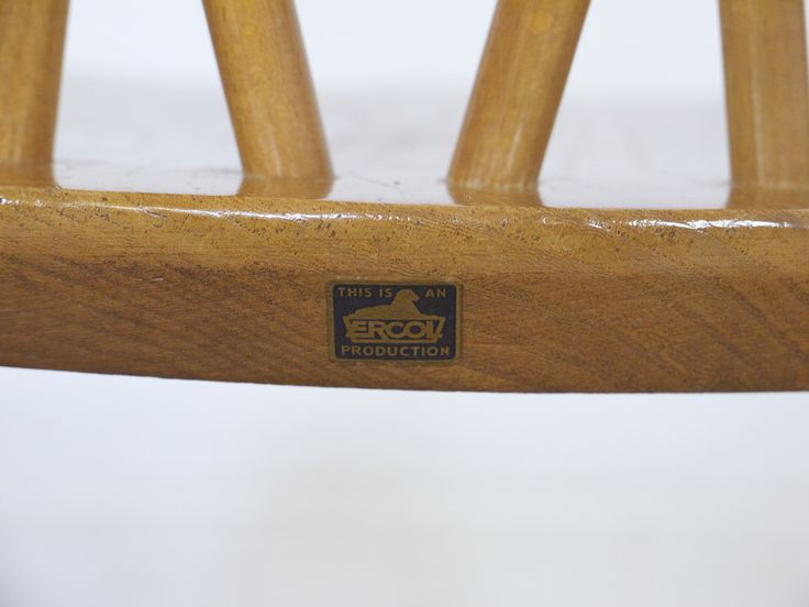 Ercol Black Chair Label Furnituremaker S Tags Labels