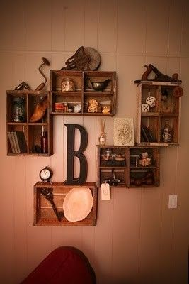 this DIY ensamble is amazing! I am going to have this in my house when me and zach get married. B for Blank...or Bogen for Amanda and Anna(: