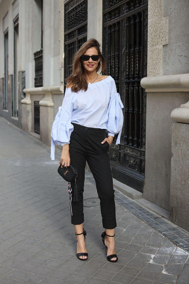 blogmixes: bardot shirt stylelovely.com/ladyaddict