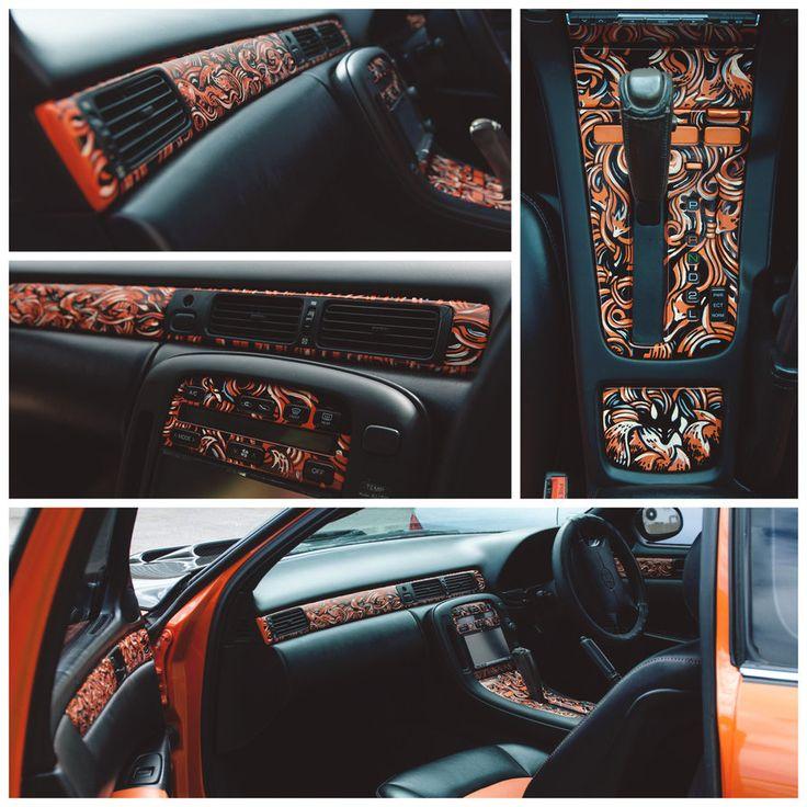 Fox Car interior by PaperandDust on deviantART
