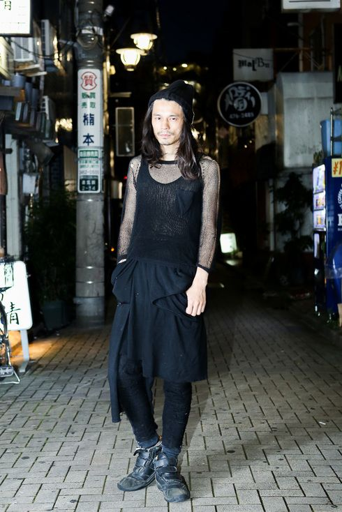 ストリートスナップ渋谷 - TOMYさん - H&M, used, エイチアンドエム, ユーズド
