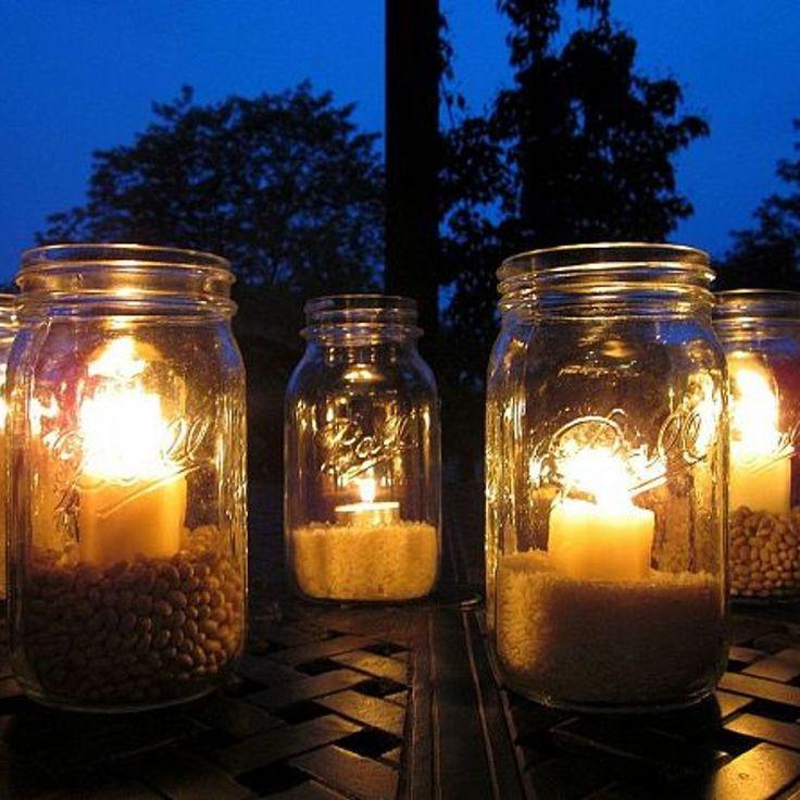 The Mason Jar Lights Everyone's Talking About