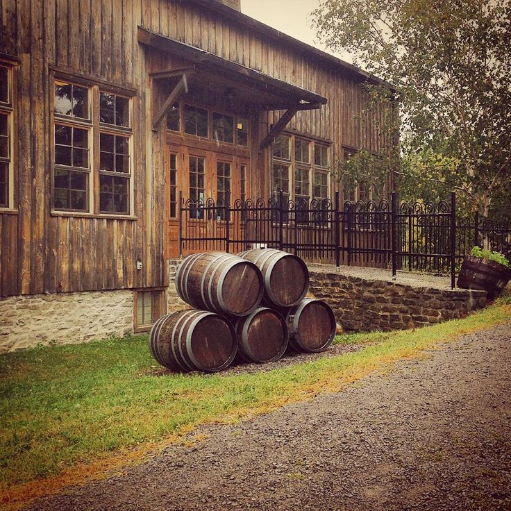 Grange Winery in Hillier, Ontario (Prince Edward County area)