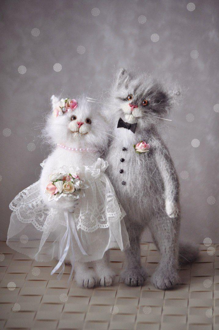 будни праздник картинки с кошками о свадьбе держится