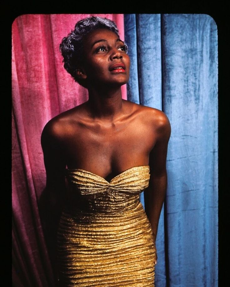 """Although Carl Van Vechten made his name as a writer, he began to explore photography in the early 1930s, photographing luminaries of the Harlem Renaissance, including Joyce Bryant. His photographic project represents a rich and lasting record of one man's interest in a culture that he believed represented the """"essence of America."""" Click the link in our bio to see more."""