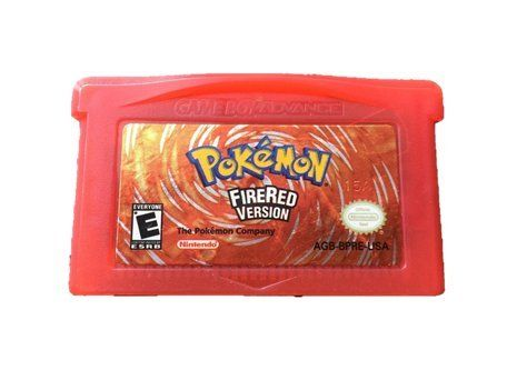Pokemon - FireRed