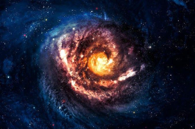 "Kimia organik sangat identik dengan karbon. Menurut teori ""big-bang"", alam semesta mulai berkembang sekitar 12 miliar tahun yang lalu, berawal ketika bola yang sangat padat (1096 g·cm-3) dan sangat panas (1032 K) yang berisi semua materi di alam semesta, meledak."