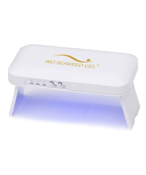 Look at this Bio Seaweed Gel Flip White Portable LED Light on #zulily today!