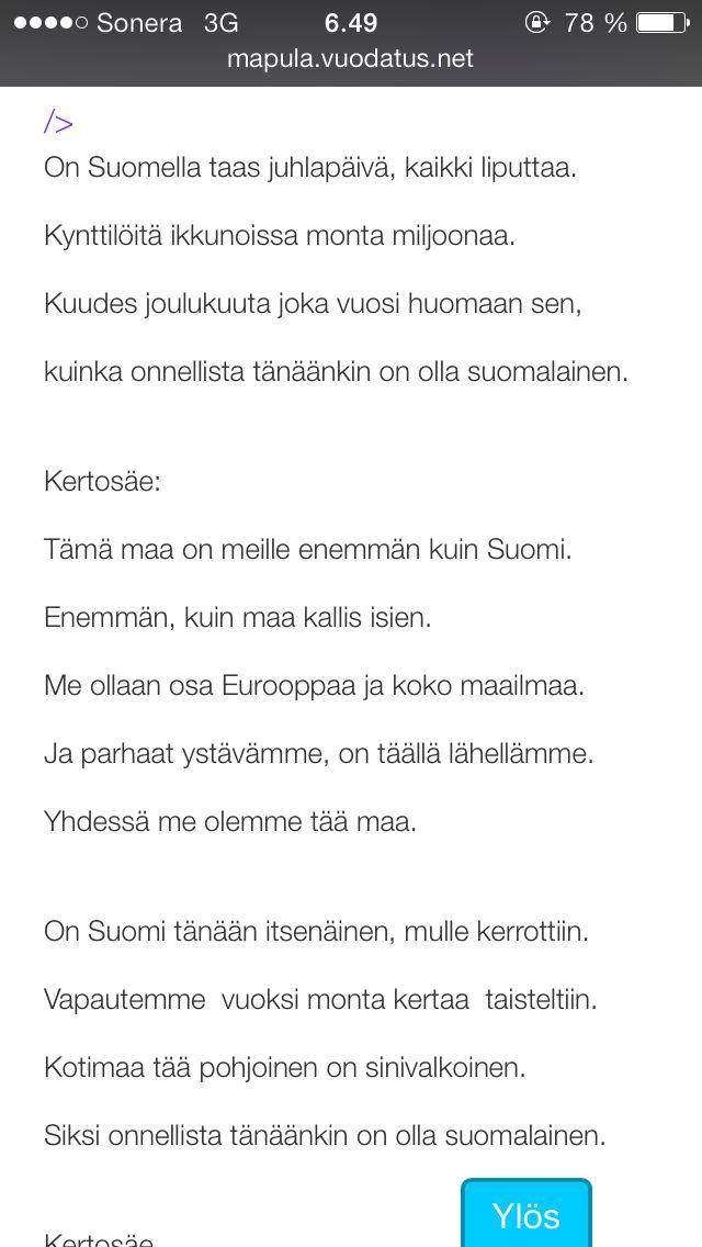 Suomi-runo