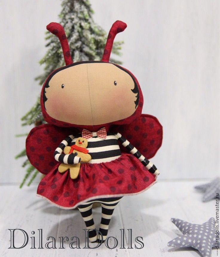Купить тильда кукла - бордовый, тильда, куколка, кукла ручной работы, кукла в подарок