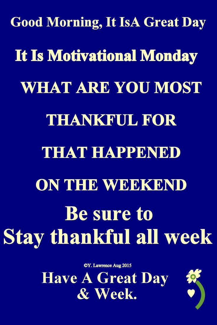 ►   •  Monday  •