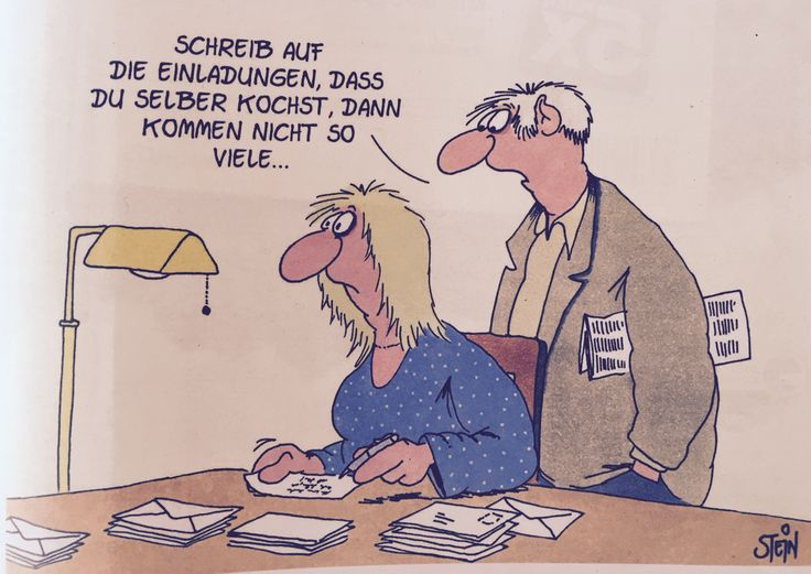 178 best uli stein images on pinterest | humor, cartoons and comics, Einladung