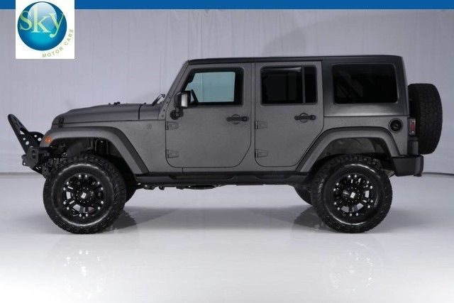 Ebay 2017 Wrangler Unlimited 4wd Sport 2017 Jeep Wrangler Unlimited 4wd Sport 14895 Mi Jeep Wrangler Unlimited Wrangler Unlimited 2018 Jeep Wrangler Unlimited