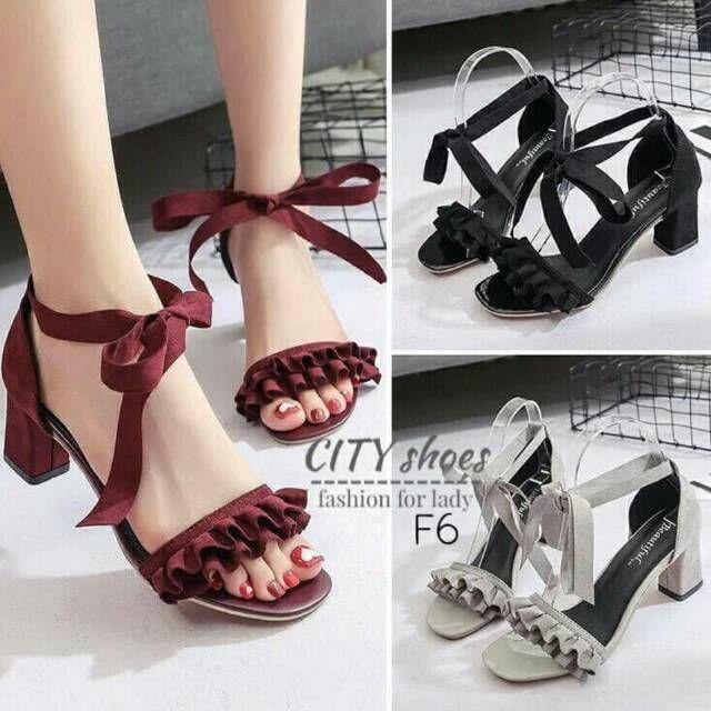 Daff 01 Flatshoes Sepatu Wanita Sepatu Model Sepatu