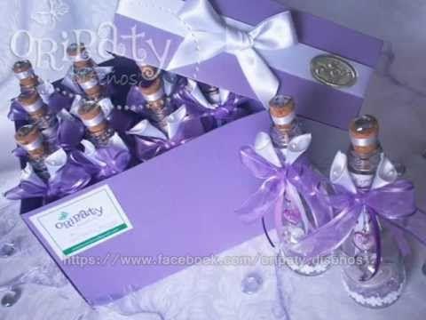 INVITACIONES EN BOTELLA, LIBROS DE FIRMAS Y MÁS...wmv./Invitations in @ bottle wedding .sweet 16 .13 anos and more Ideas