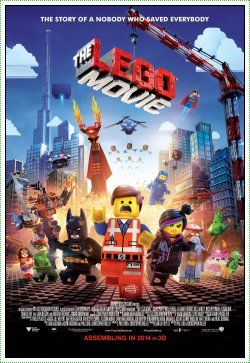 The LEGO Movie #review