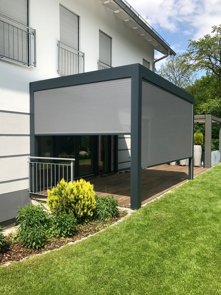 51 best images about aluminium lamellendach on pinterest outdoor living search and austria. Black Bedroom Furniture Sets. Home Design Ideas