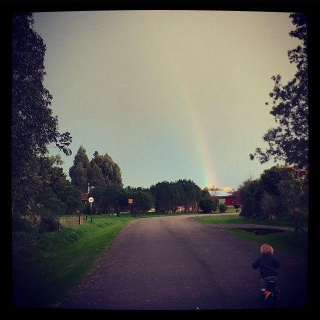 Rainbow at Freedom Kids HQ