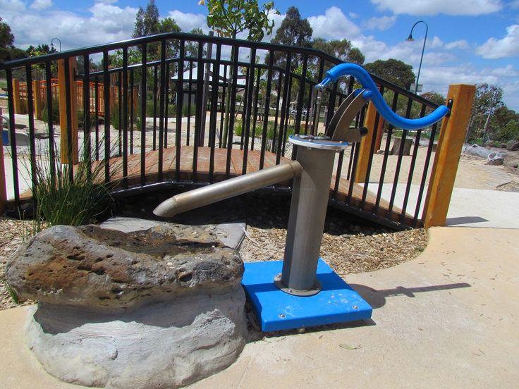 long spout water pump
