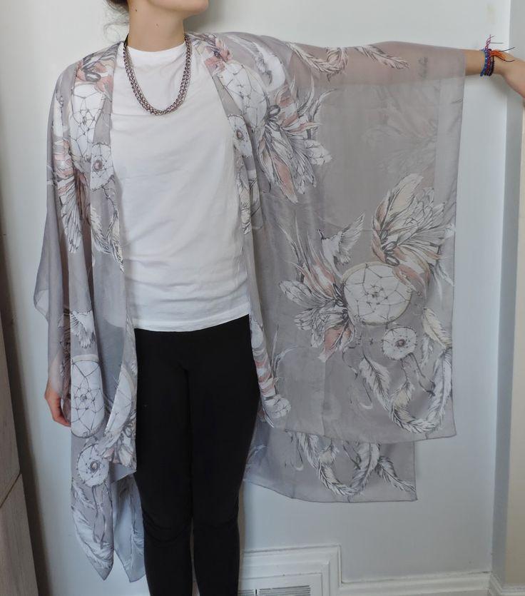 ber ideen zu kimono tutorial auf pinterest n hen. Black Bedroom Furniture Sets. Home Design Ideas