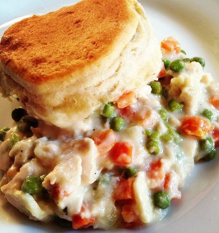 Recipe For: Leftover's! Easy to Prepare-Turkey Pot Pie. #VCLeftoverLunches