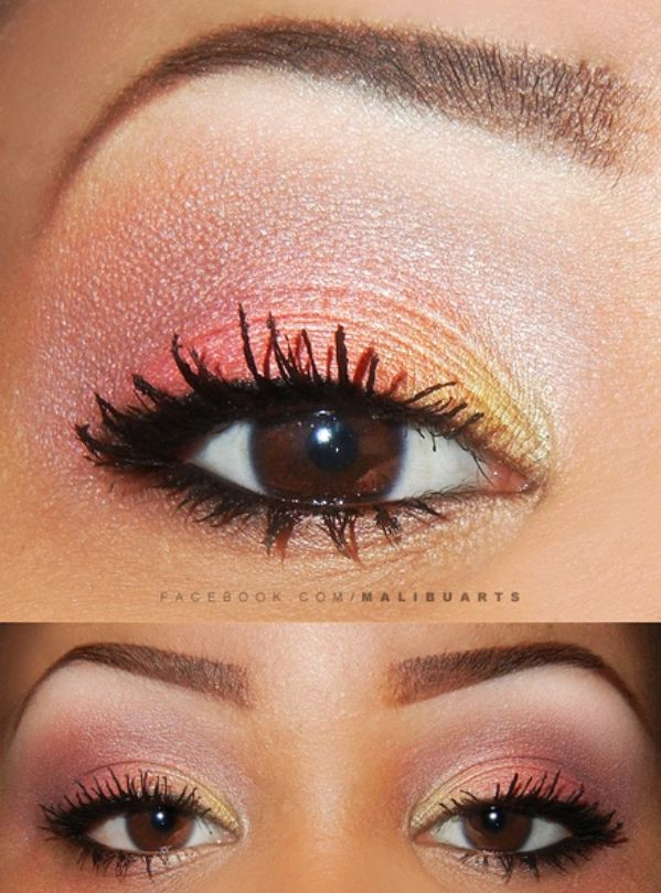 these eyelashes <<< anything else :(  Cute colors though