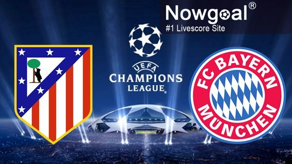 #UEFACL / Atletico Madrid  VS  Bayern Munchen Betting  Prediction : 1st Half (Under 0.75 Goals) @ 2.00