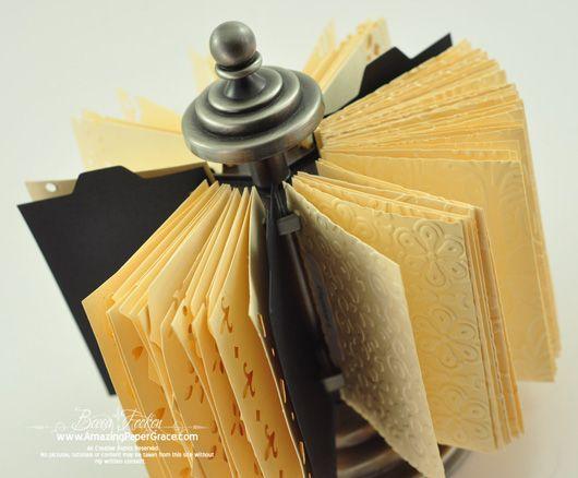 Folder idea from Amazingpapergrace.com