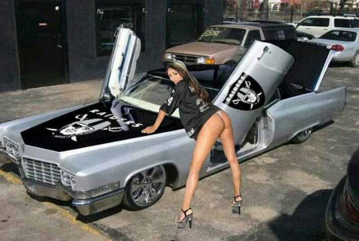 1000 Images About Raider Car On Pinterest Oakland