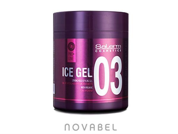 Imagen de Ice Gel Cera Capilar 500 ml.