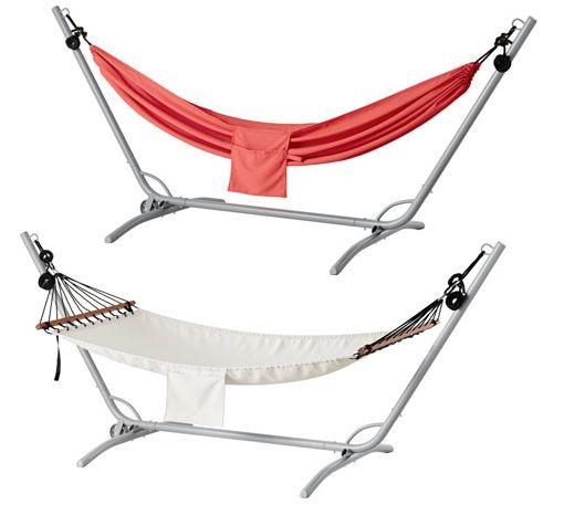 Tumbonas y hamacas Ikea para relajarte en tu jardín este verano ...