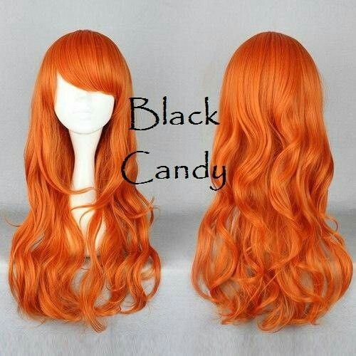 Pumpkin - Black Candy Fashion Wig - £21