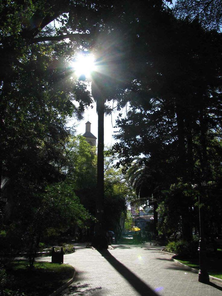 Plaza de Armas, Curicó