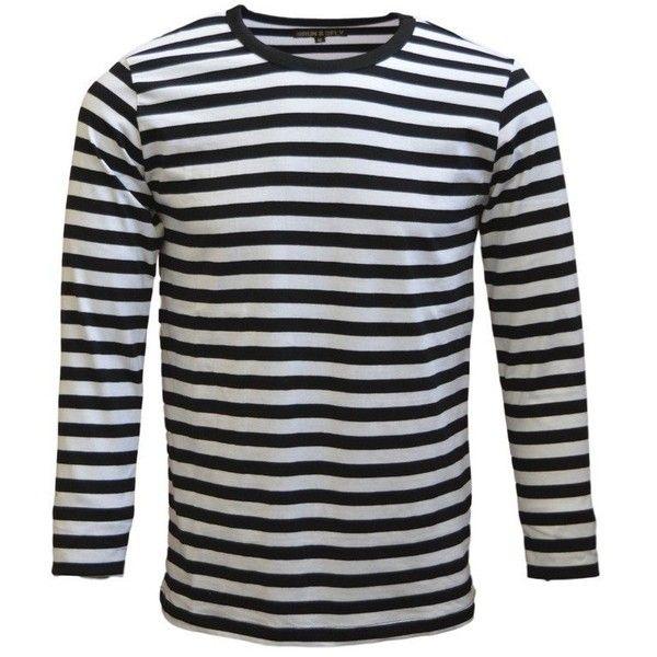 9d125a332d6dc Wide striped shirt - long sleeve vs.short sleeve