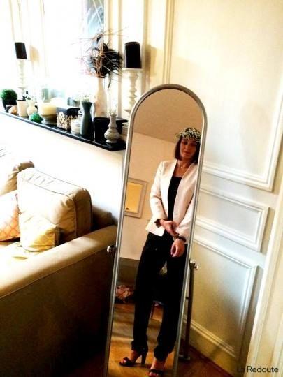 Miroir, mon beau miroir, quelle tenue est la plus belle ? #MyDressingatHome