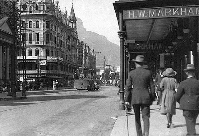 Adderley Street 1920| Flickr - Photo Sharing!