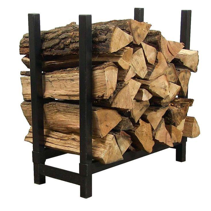 landmann 8 firewood log rack