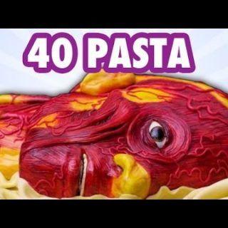 Pastacılar Buraya! Hiç Böylelerini Denemiş Miydiniz? İlginç 40 Doğum Günü Pastası