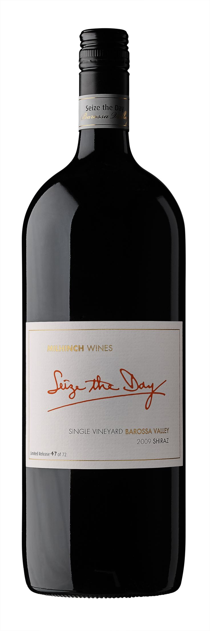 2009 Seize the Day Single Vineyard Shiraz (MAGNUM)